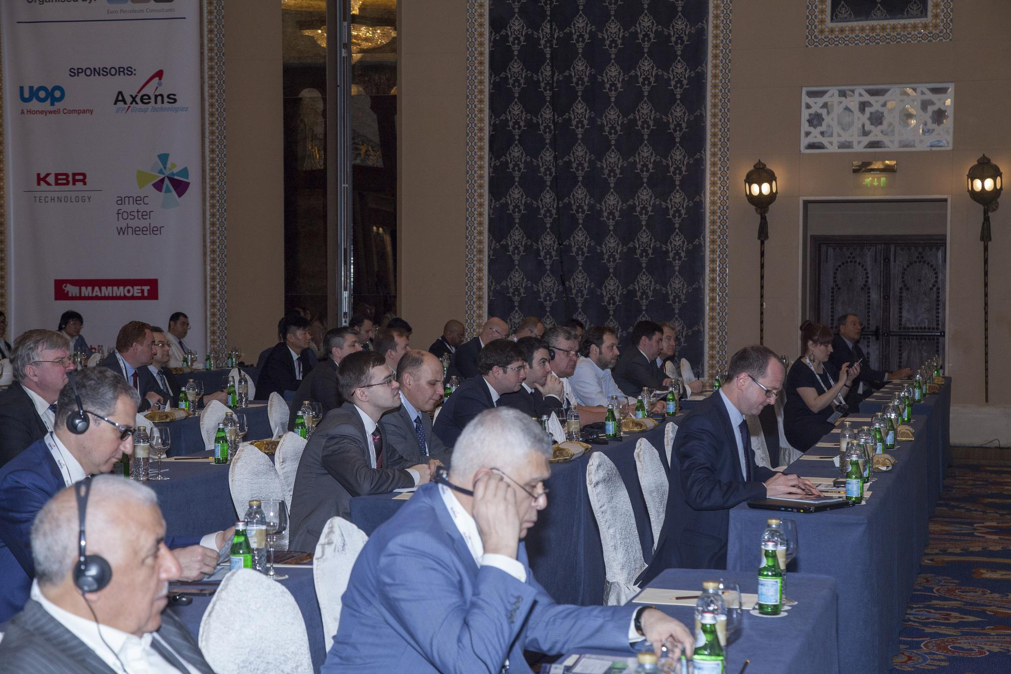 Participation of the company's management in Russia & cis oil & gas executive summit in Dubai, UAE